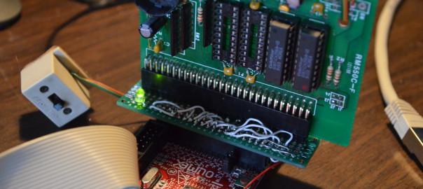 Testing Amiga DRAM