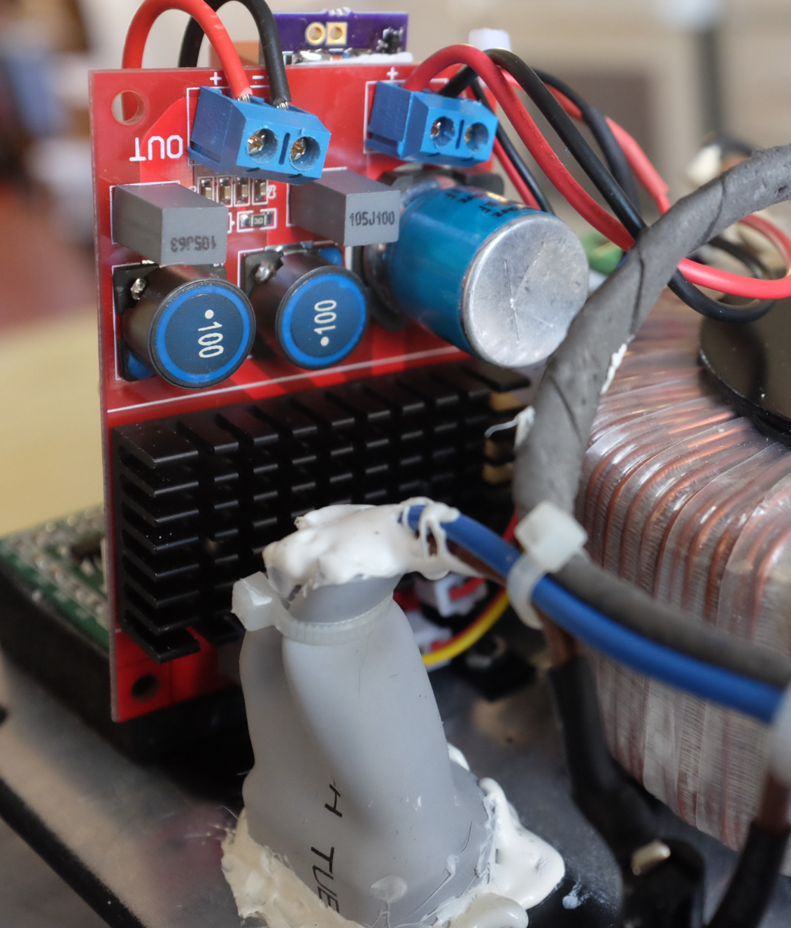 Jussi's electronics projects